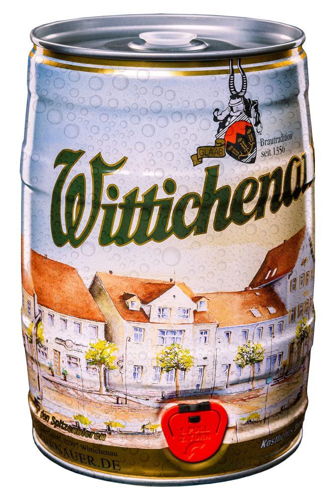 Stadtbrauerei Wittichenau - 5 Liter Fass