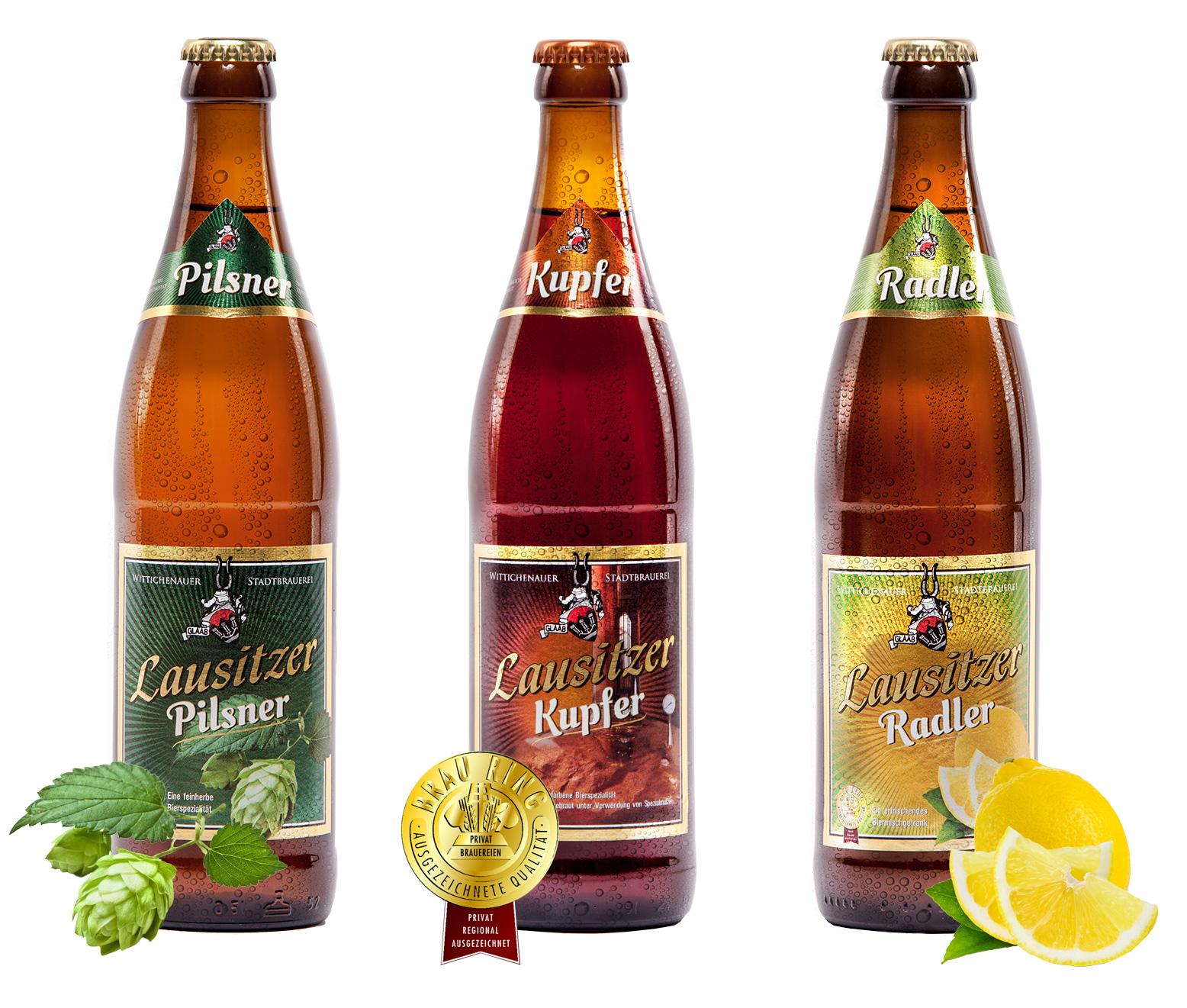 Lausitzer Biere - Stadtbrauerei Wittichenau