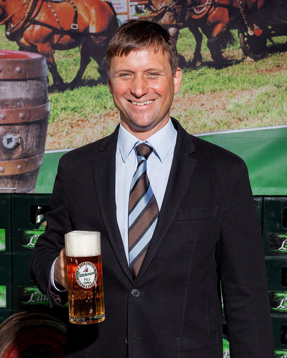Stefan Glaab - Geschäftsführer