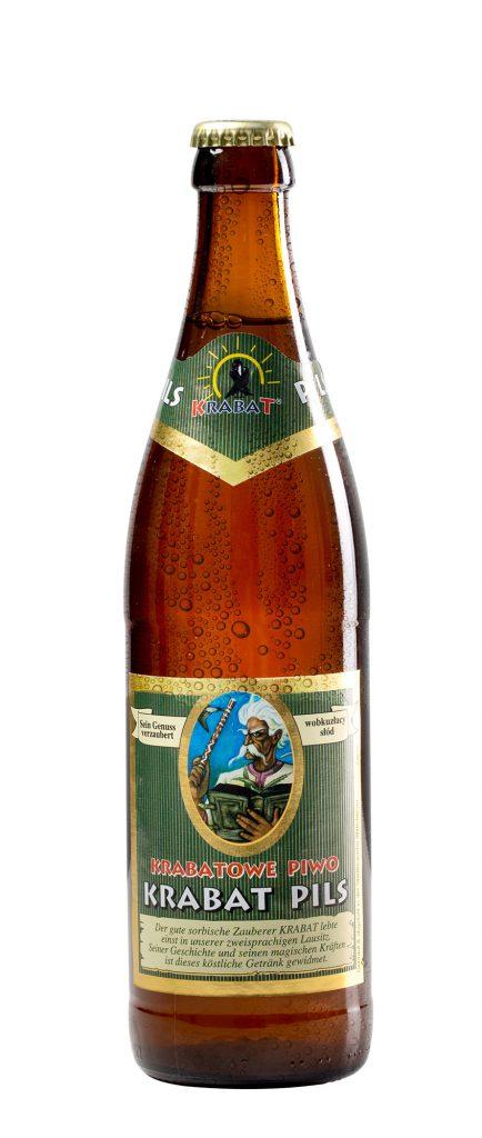 Krabat Pils - Wittichenauer Bier
