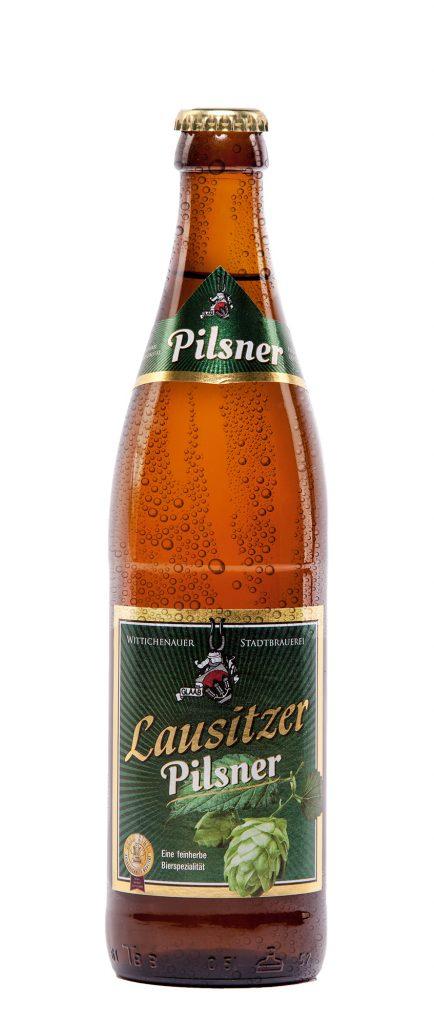 Lausitzer Pilsner - Wittichenauer Bier