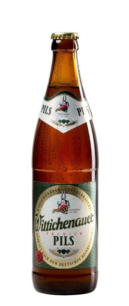 Premium Pils - Wittichenauer Bier