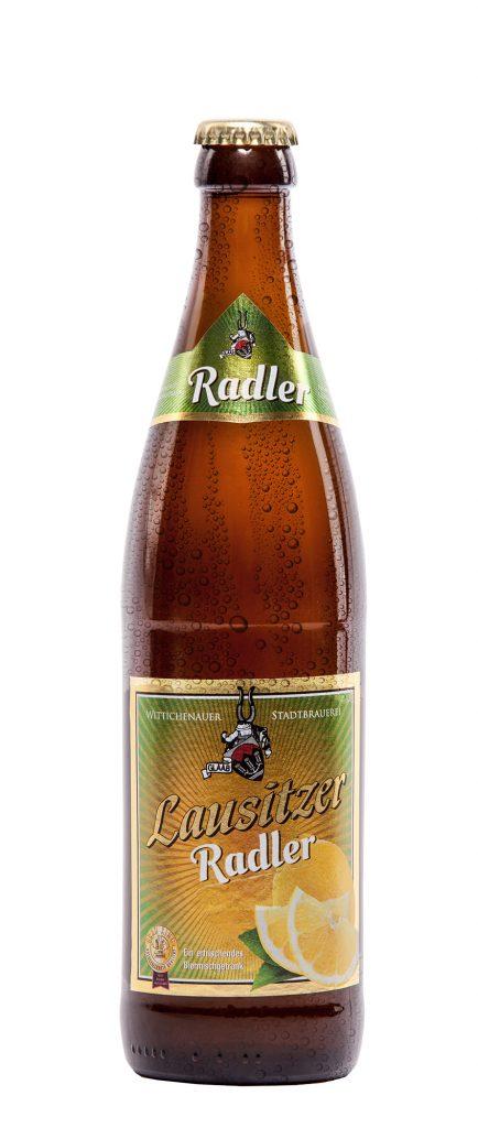 Lausitzer Radler - Wittichenauer Bier