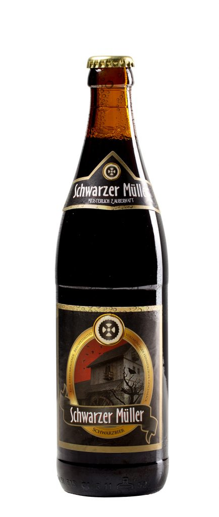 Schwarzer Müller - Wittichenauer Bier
