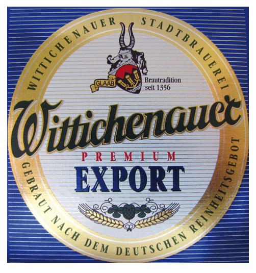 Wittichenauer Export