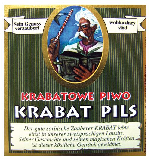 Wittichenauer Krabat Pils