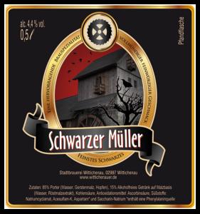 Schwarzer Mueller